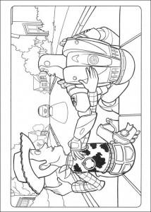 målarbok Toy Story 3 (25)