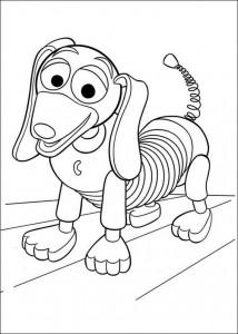 kleurplaat Toy Story 3 (31)