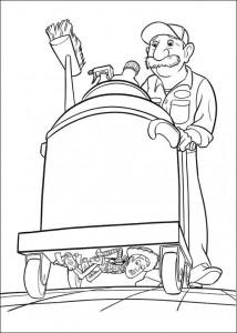 målarbok Toy Story 3 (9)