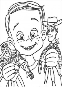 coloring page Toy story (30)