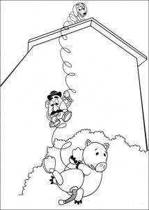 coloring page Toy story (34)