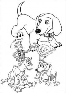 coloring page Toy story (37)