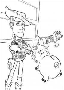 coloring page Toy story (38)