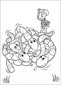 coloring page Toy story (45)
