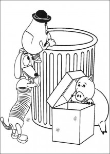 coloring page Toy story (54)