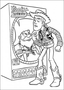 coloring page Toy story (58)