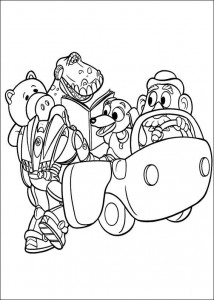 coloring page Toy story (60)