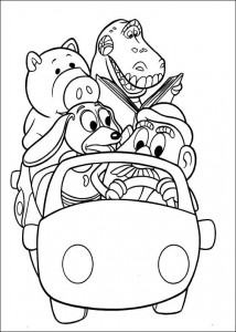 coloring page Toy story (64)