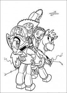 coloring page Toy story (70)