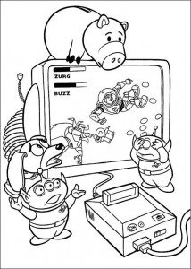 coloring page Toy story (74)