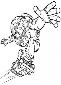 coloring page Toy story (8)