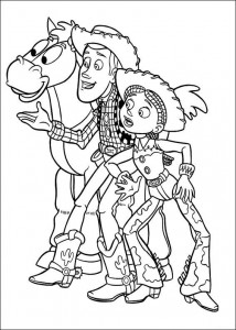 coloring page Toy story (80)