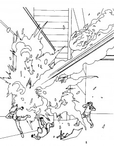 coloring page Transformers (11)