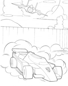 coloring page Transformers (27)