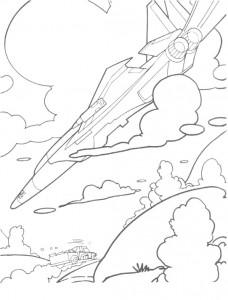 coloring page Transformers (30)