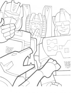 coloring page Transformers (31)
