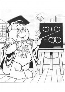 målarbok Care Bears (11)