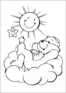 coloring page Care Bears (12)