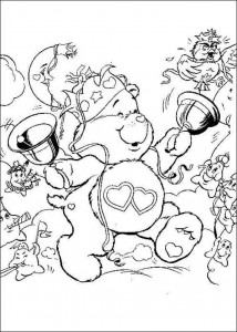 coloring page Care Bears (15)