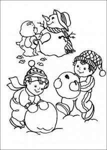 coloring page Care Bears (16)