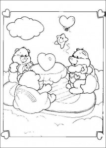 coloring page Care Bears (2)