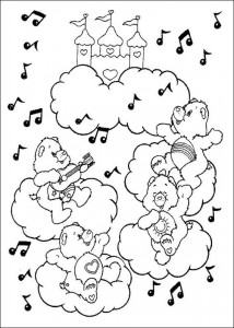 coloring page Care Bears (20)