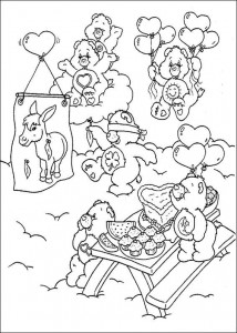 coloring page Care Bears (23)