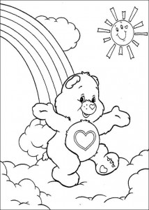 coloring page Care Bears (25)