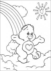 målarbok Care Bears (25)