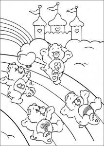 målarbok Care Bears (27)