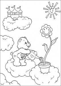 coloring page Care Bears (28)