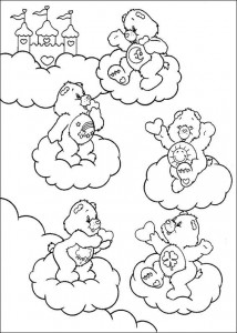 coloring page Care Bears (29)