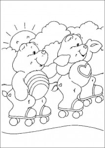 coloring page Care Bears (3)