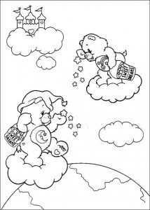 coloring page Care Bears (31)