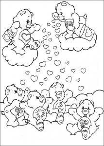 coloring page Care Bears (38)