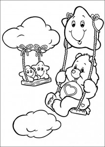 coloring page Care Bears (43)
