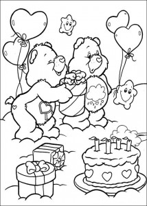 coloring page Care Bears (44)