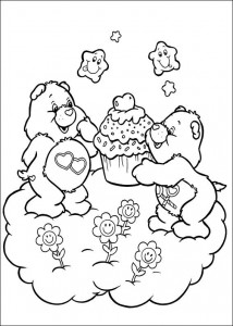 coloring page Care Bears (46)