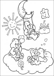 coloring page Care Bears (47)