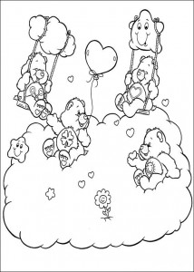 coloring page Care Bears (48)