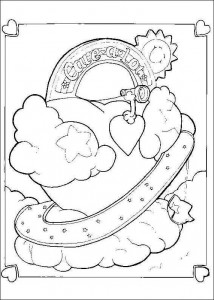 coloring page Care Bears (5)