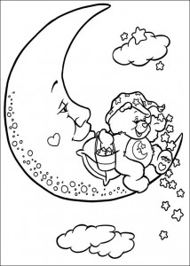 coloring page Care Bears (51)