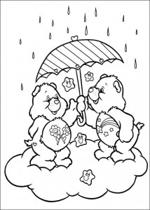 coloring page Care Bears (52)