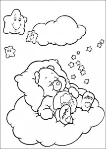 coloring page Care Bears (53)
