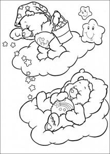 coloring page Care Bears (54)