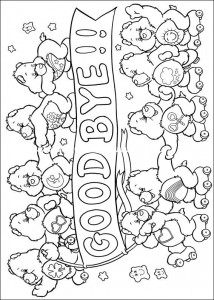 coloring page Care Bears (56)