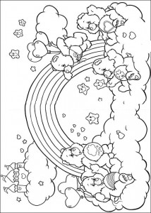 coloring page Care Bears (57)