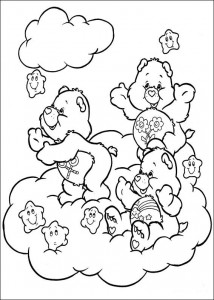 coloring page Care Bears (59)
