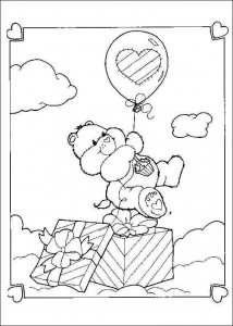 coloring page Care Bears (6)