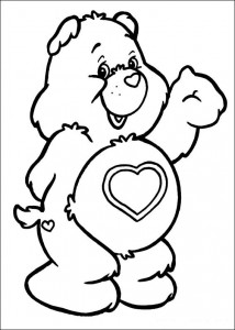 coloring page Care Bears (60)
